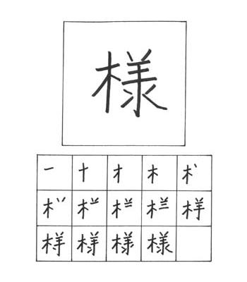 kanji tuan