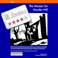 Frugal GM Review: The Manse on Murder Hill