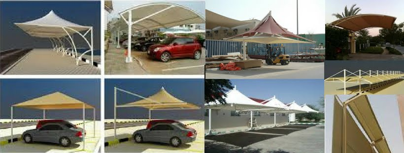 Car Parking Shades Suppliers in Dubai Sharjah Ajman and UAE