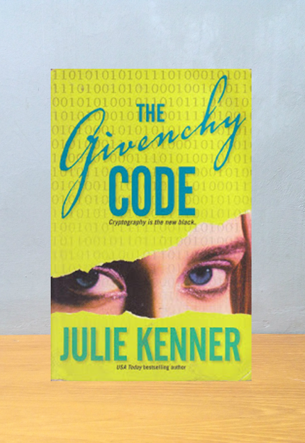 THE GIVENCHY CODE, Julie Kenner