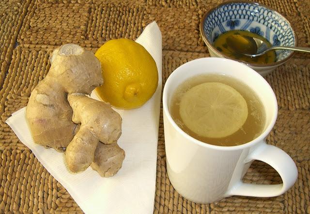 le gingembre et le citron une combinaison parfaite pour maigrir