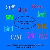 Una clasificación diferente de los verbos irregulares en inglés, irregular verbs, verbos irregulares inglés, inglés, aprender inglés