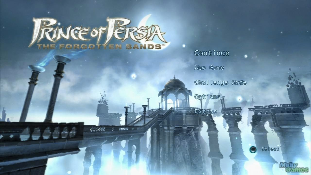 Ubisoft prince of persia: the forgotten sands.