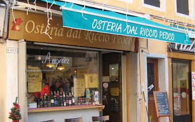 restaurant traditionnel de gastronomie vénitienne
