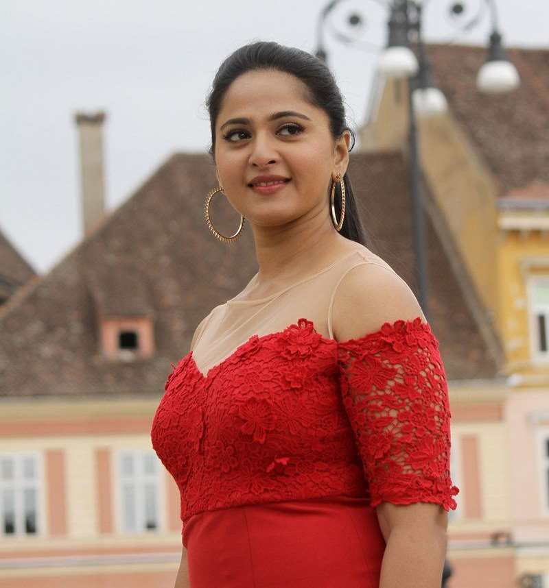 Actress Anushka Shetty Stills From S3 Movie