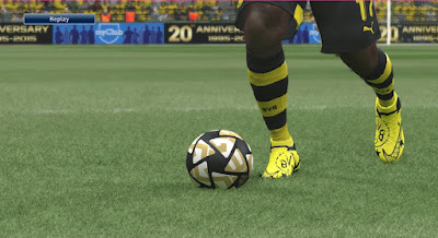 PES 2016 Mercurial Superfly Aubameyang Custom Boots by Boris