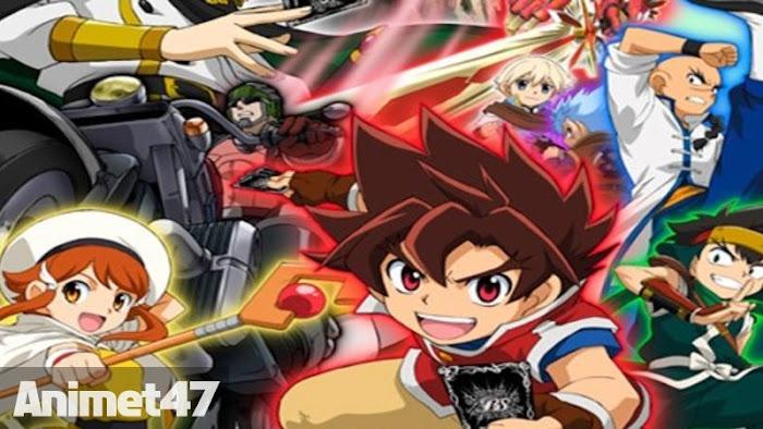 Ảnh trong phim Saikyou Ginga Ultimate Zero: Battle Spirits 1