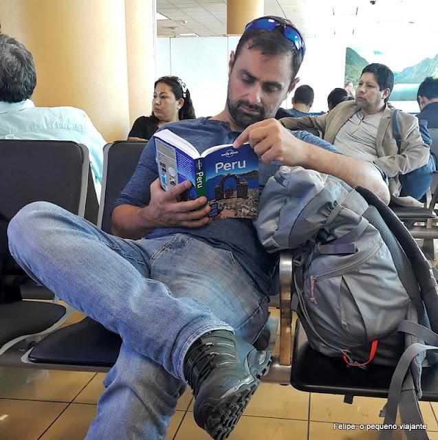 Guia de viagens Lonely Planet Peru