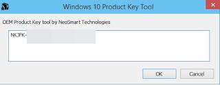 Product Key Tool