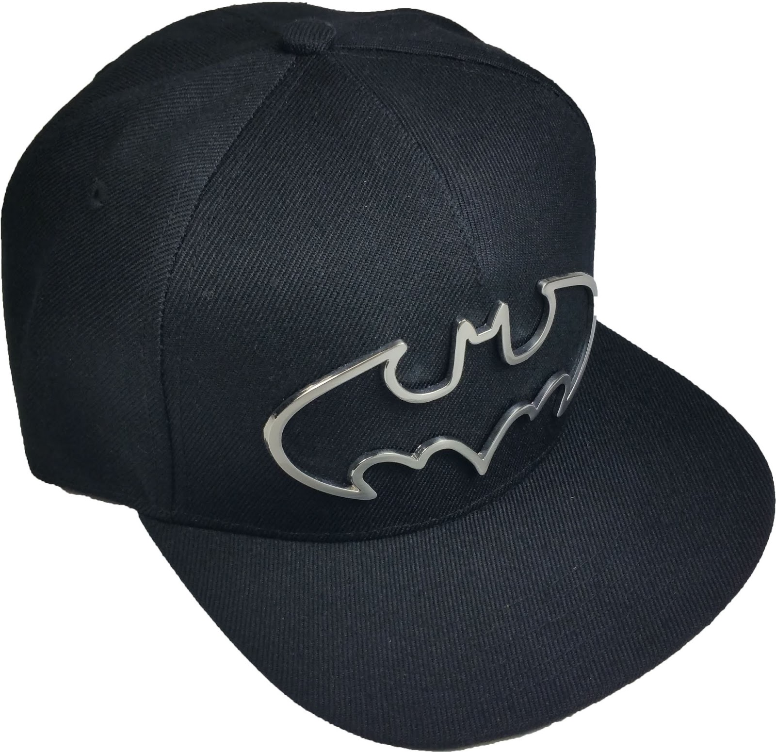 ff6a9f715 $4.19 Batman Baseball Cap with Metal Logo at Walmart (regularly ...