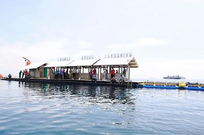 Rumah Apung Bangsring ikut pemilihan UNWTO Award 2016.