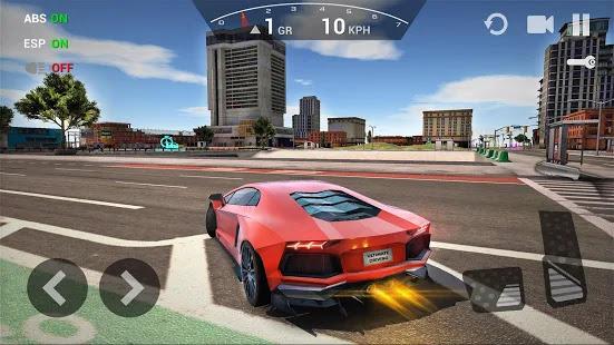 لعبة Ultimate Car Driving Simulator