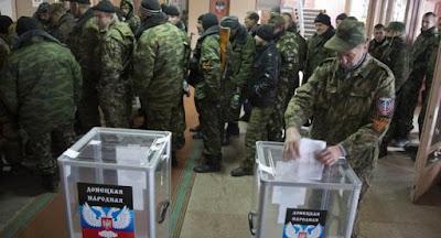"""Донбаські """"республіки"""" готові до проведення """"виборів"""""""