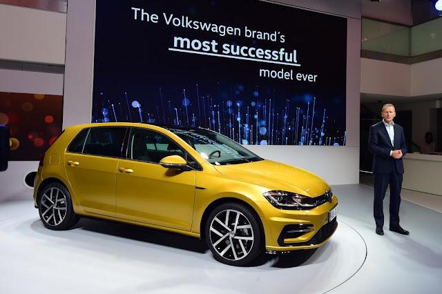 2017 VolksWagen Golf in top automotive news best show