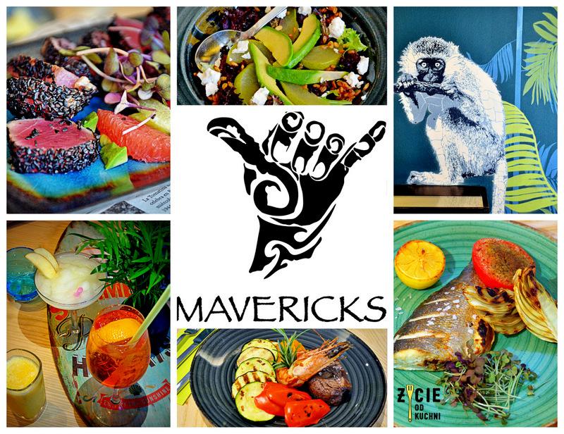 mavericks, restauracja mavericks, vienna hause andel's cracow, kalifornijska kuchnia, kalifornijska restauracja, hotel andel's, zycie od kuchni