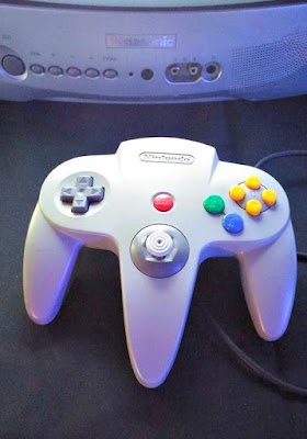 nintendo 64, gaming, playit