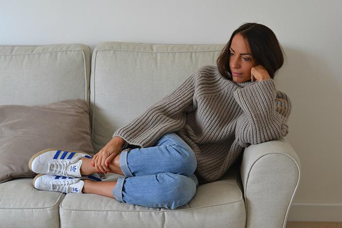 maglione oversize trend