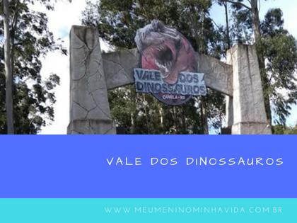 Vale dos Dinossauros - Canela/RS