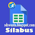 Download Silabus Kurikulum 2013 SD 1, 2, 3, 4, 5, dan 6 Revisi