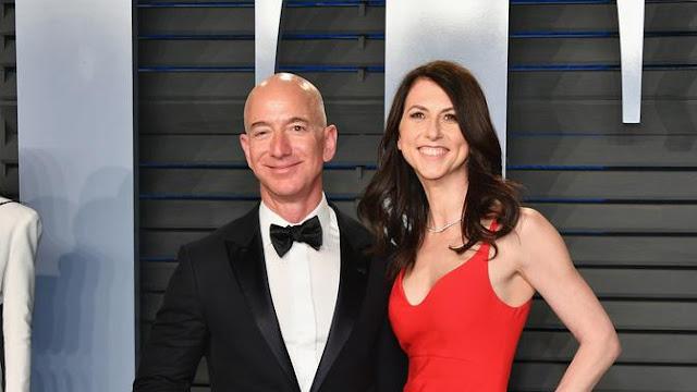 Bos Amazon Jeff Bezos Tak Sering Buka Smartphone, Kenapa?