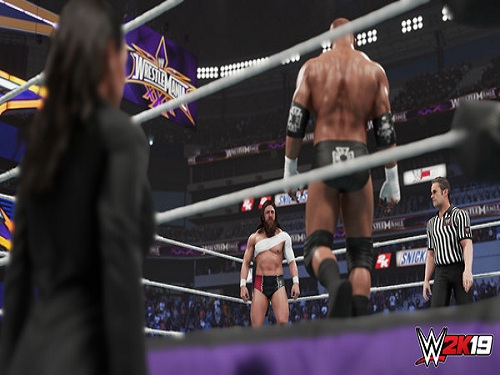 WWE 2K19 Game Free Download