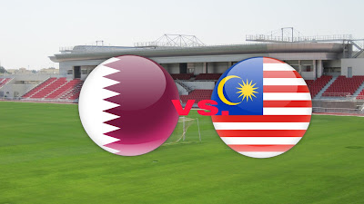 Live Streaming Qatar B19 vs Malaysia B19 Friendly Match 5.10.2018