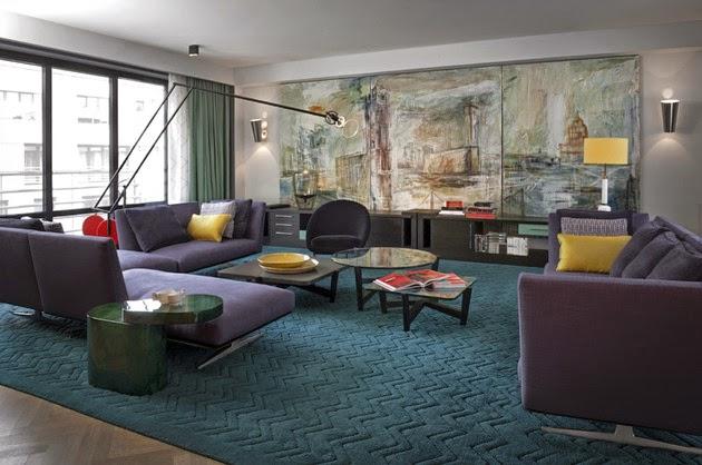 Konstruksi Interior Apartemen Minimalis Dengan Penataan Yang Simpel