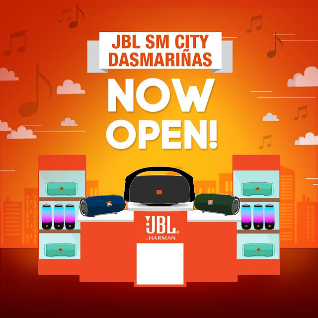 JBL now open in SM City Dasma, Cavite