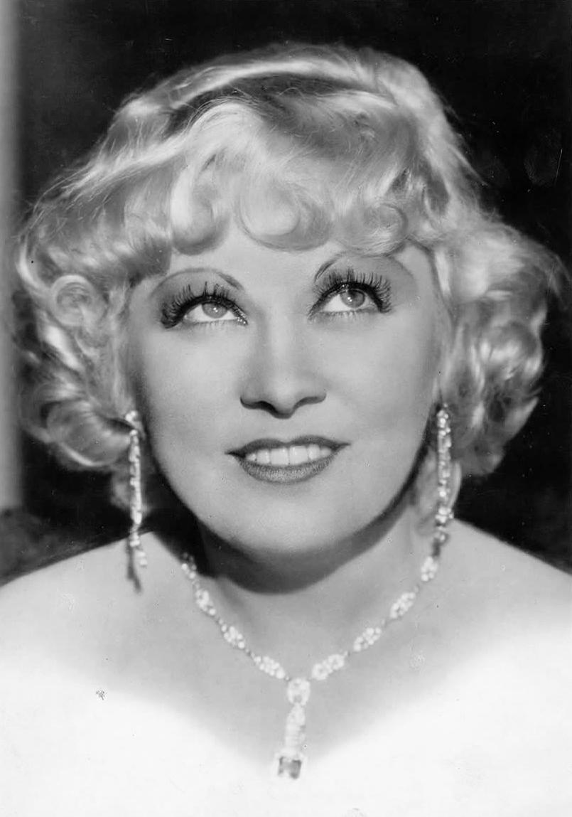 Mae West | Marvelous Mae's..... | Pinterest