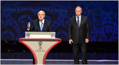 Hasil Drawing FIFA World Cup 2018 Russia