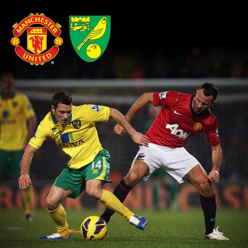 Match Image Galery Manchester United Vs Norwich City 4 0