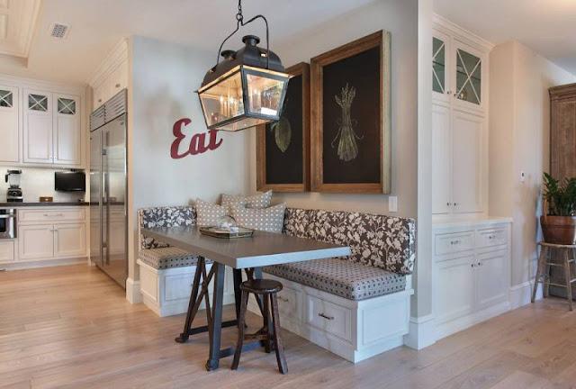Comment aménager un coin repas moderne et chaleureux ?