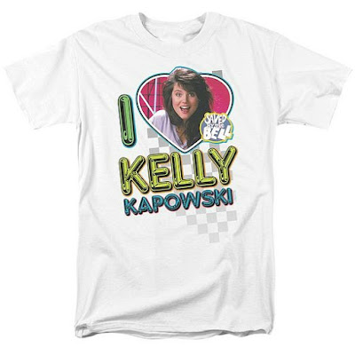 I Love Kelly Kapowski T-shirt