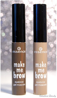 essence Make Me Brow vs Benefit Gimme Brow