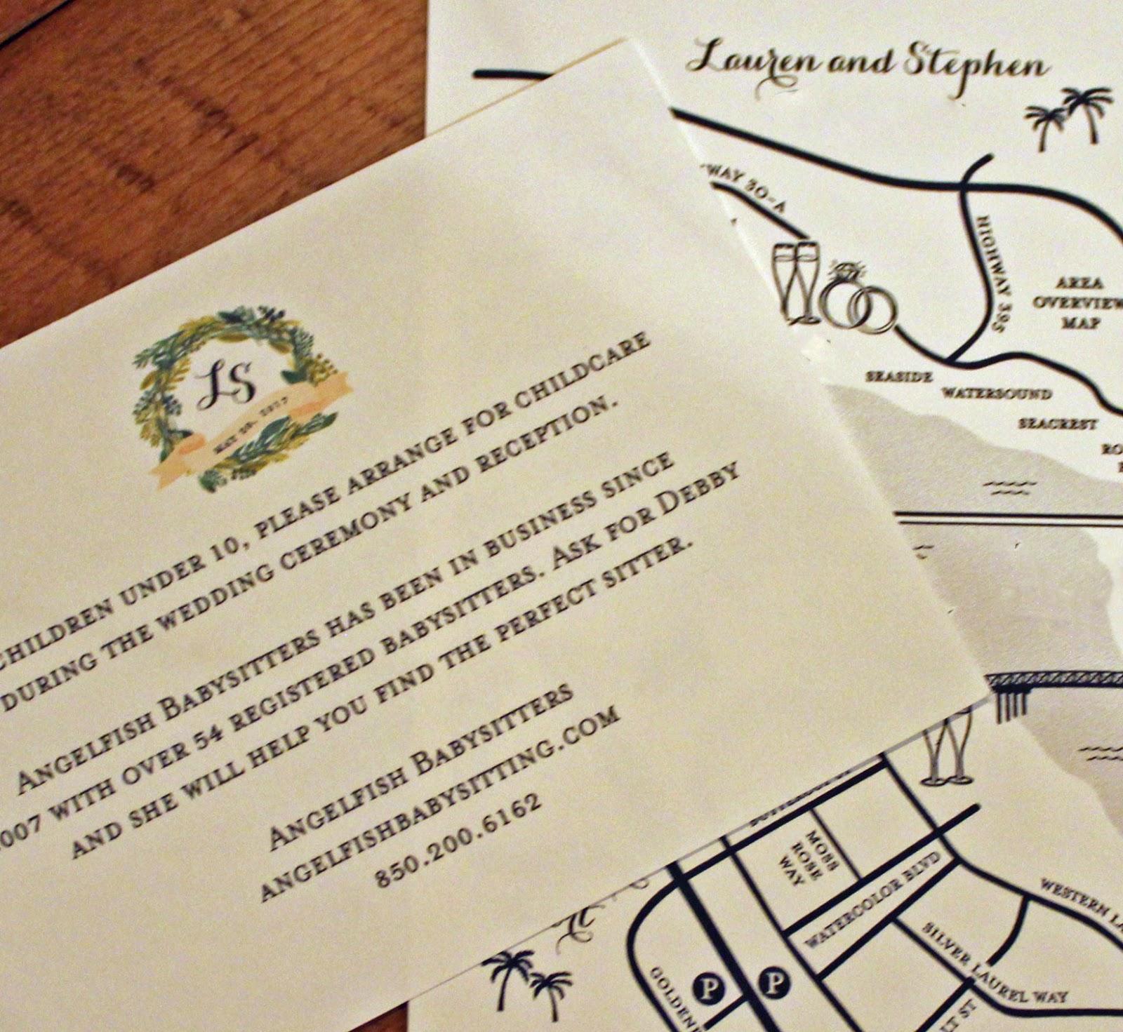 Wedding Invitation Tips And Tricks