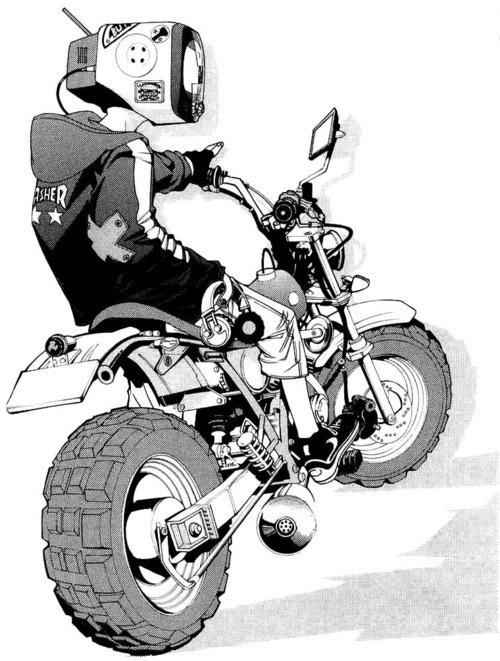 Illustration by Ito Ogure