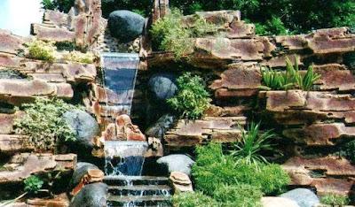 Dekorasi Relief 3D | www.tukangtamansurabaya.co.id 2