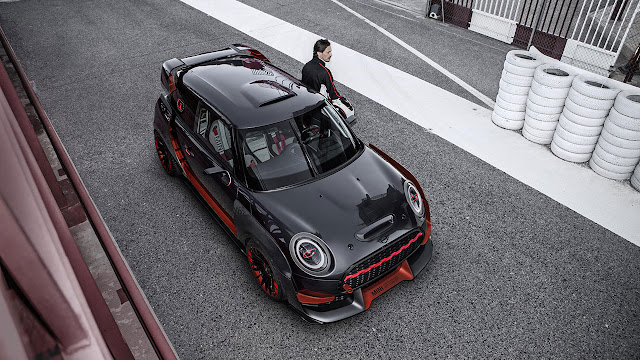 MINI John Cooper Works GP Concept Car