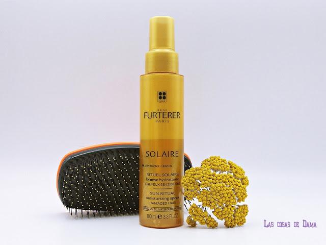 Solaire  René Furterer sol summer verano protección solar sunprotect cabello cuidado capilar pierre fabre farmacia