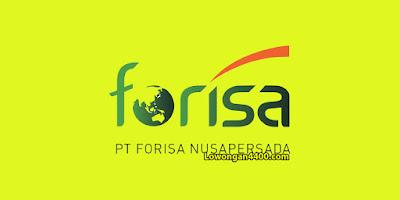 Lowongan Kerja PT. Forisa Nusapersada (Nutrijell) 2020