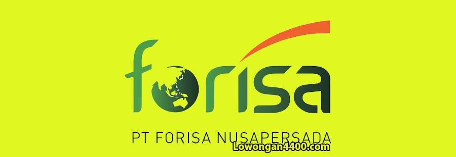 Lowongan Kerja PT. Forisa Nusapersada (Nutrijell) 2021