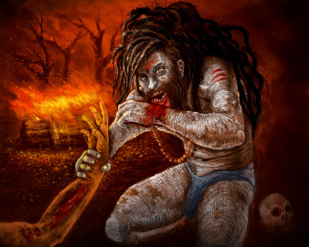 aghori eating human flesh - Google Search | Thailand ...