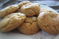 Honey Spice Cookies