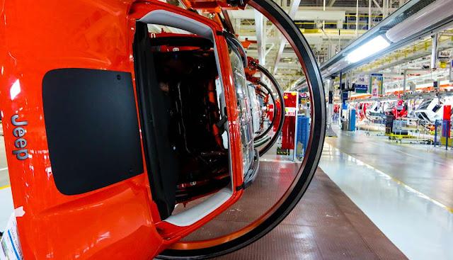 Jeep já atinge no Brasil meta global para 2025