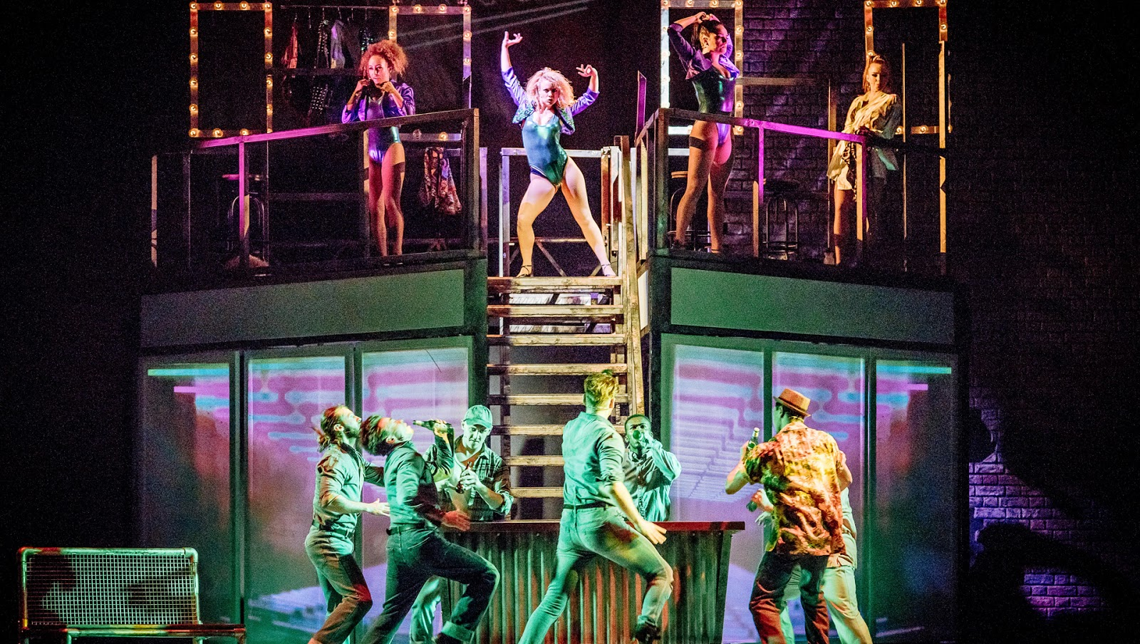 Flashdance The Musical at the Sunderland Empire Review