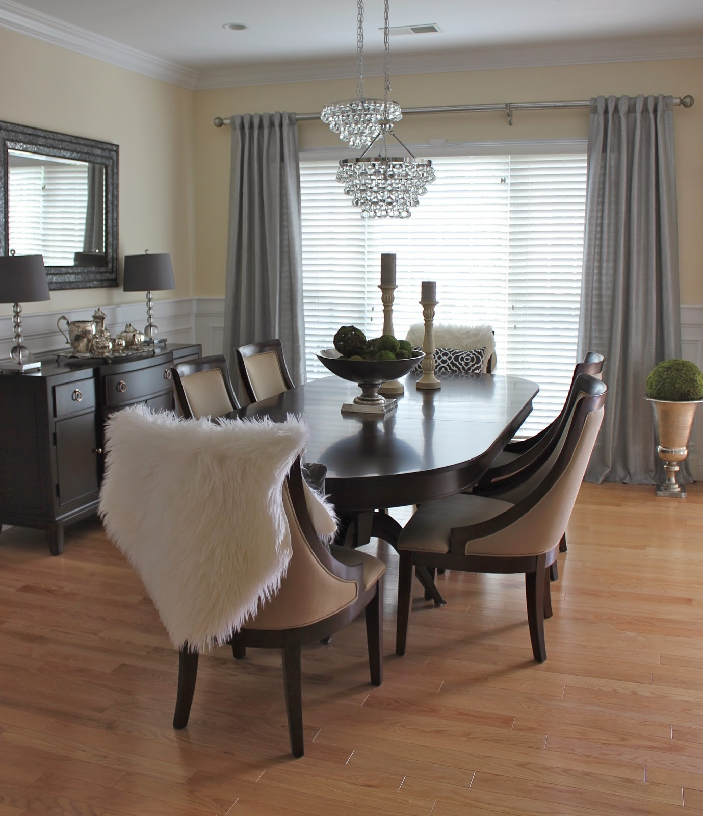 Glamorous Dining Rooms: Maison Decor: Glamorous Style For A Dining Room