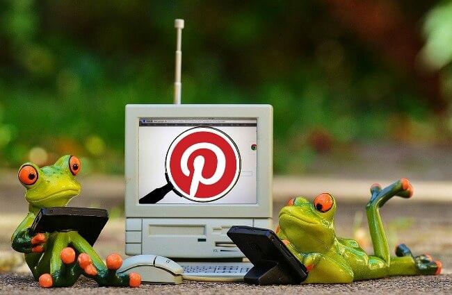 Como ser un usuario activo en la red social Pinterest