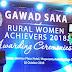 DA Bicol fetes Gawad Saka, Rural Women Achievers 2018