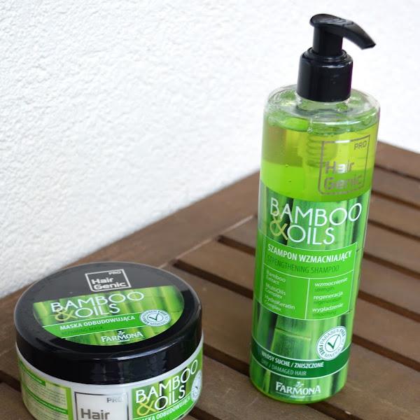 Na testu: Hair Genic, Bamboo & Oils