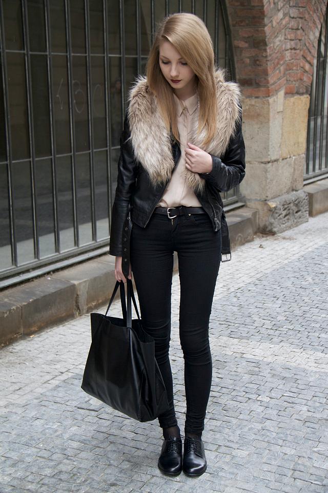 0a3d581de542  jeans - TOPSHOP   bag - CELINE   shoes - VAGABOND   shirt - MANGO   jacket